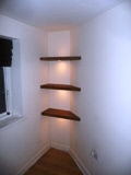 Home Bedroom Shelving